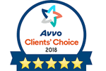 Avvo Client's Choice 2018, Estate Planning Lawyer