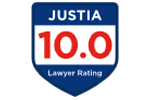 JUSTIA 10.0 Attorney Rating, Estate Planning Lawyer
